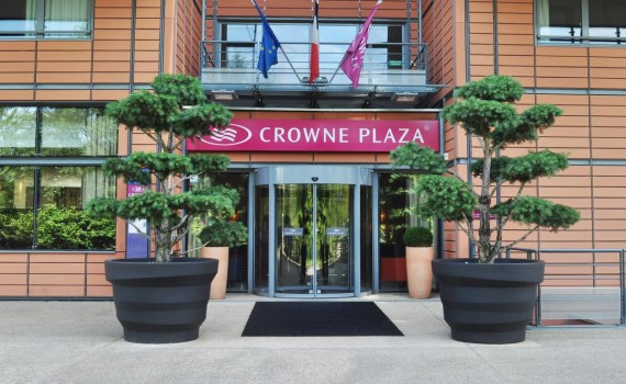 Crowne Plaza Lyon – Cité Internationale